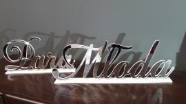 Para Młoda - napis 3D na stół Pastwa Młodych