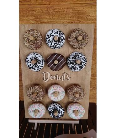 Tablica na Donuty 12 szt