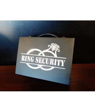 Walizka Ring Security